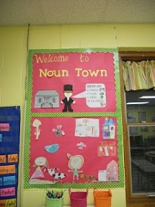 FUN FRIDAY: Noun town