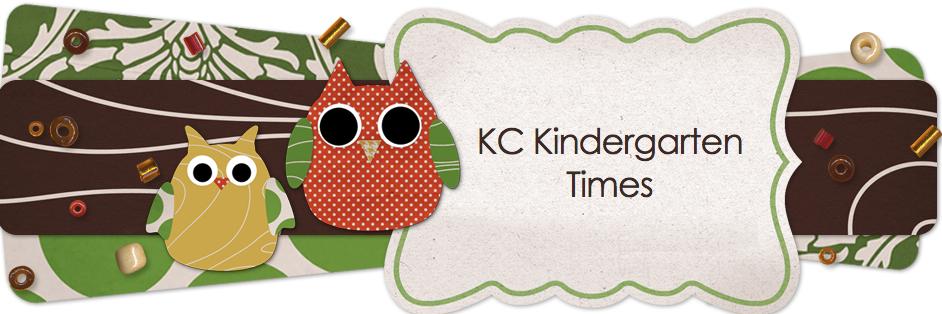 KC Kindergarten Times blog