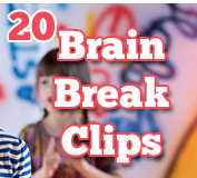 FUN FRIDAY: 20 brain breaks for early grades