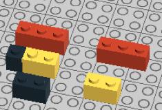 Legos in algebra class?