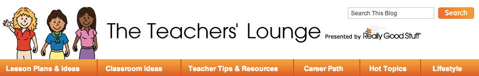 Teachers Lounge banner