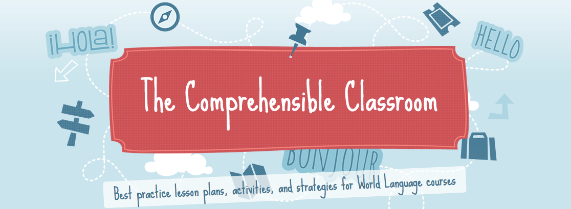 Comprehensible Classroom banner