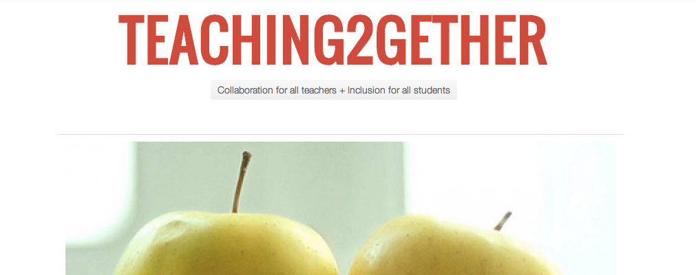 Teaching2Gether banner