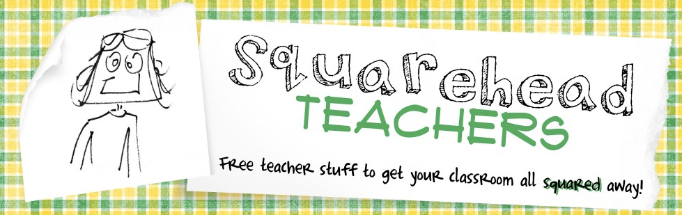 Squarehead Teachers banner