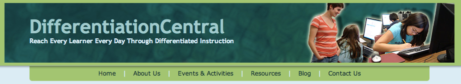 Differentiation Central banner