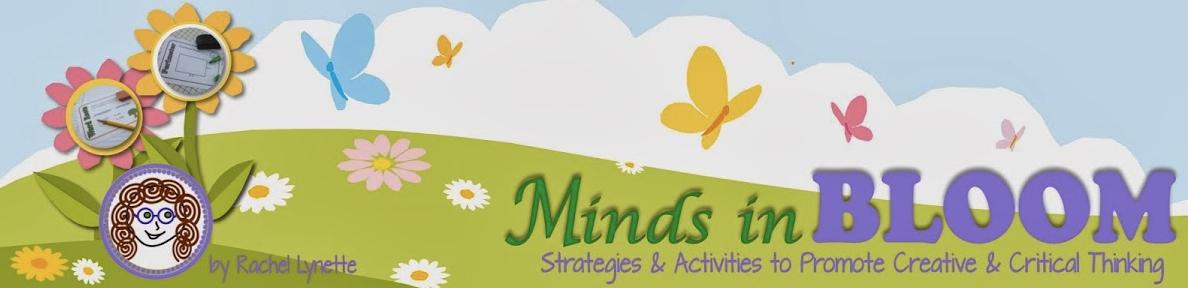 Minds in Bloom banner