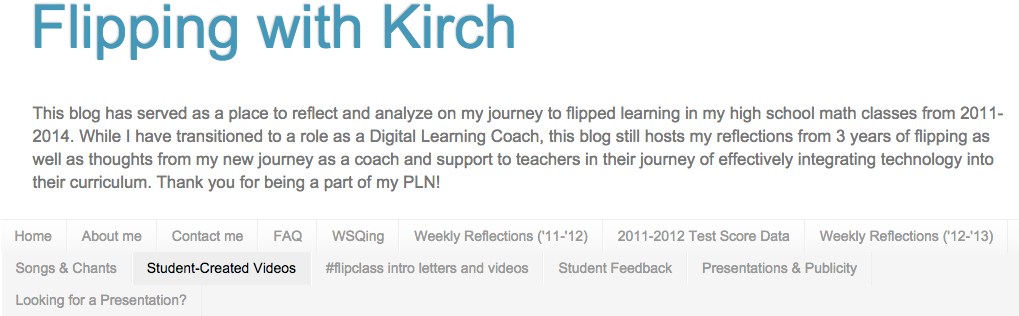 Flipping with Kirch banner