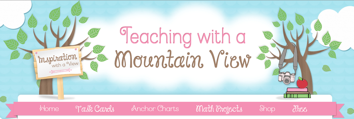 Teaching with a Mountain View banner