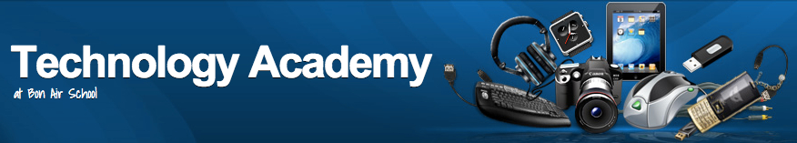 Technology Academy banner