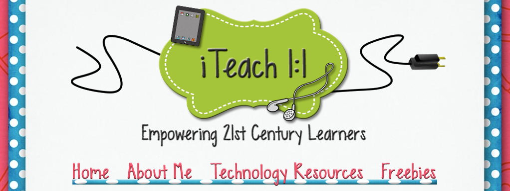 iTeach 1-1 banner
