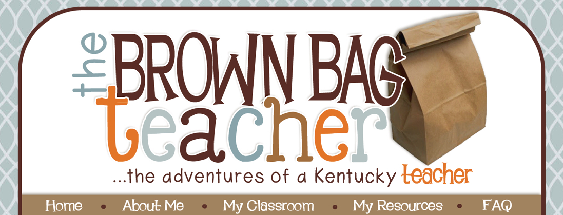 Brown Bag Teacher banner