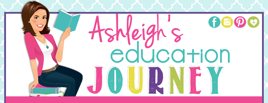 Ashleighs Education banner