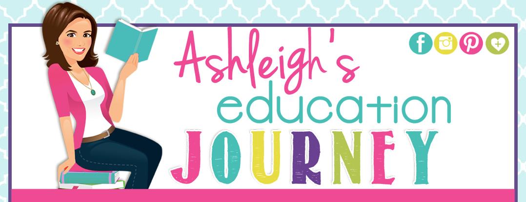 Ashleighs Education banner