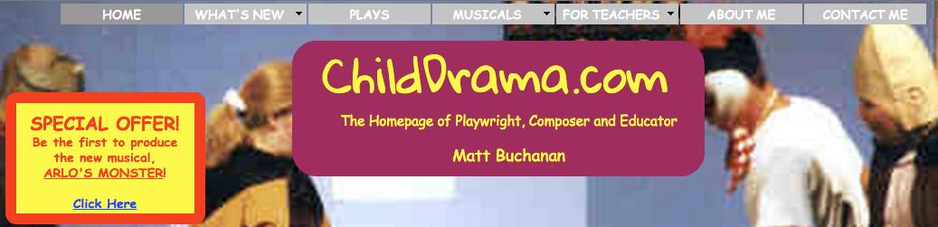 Child Drama banner