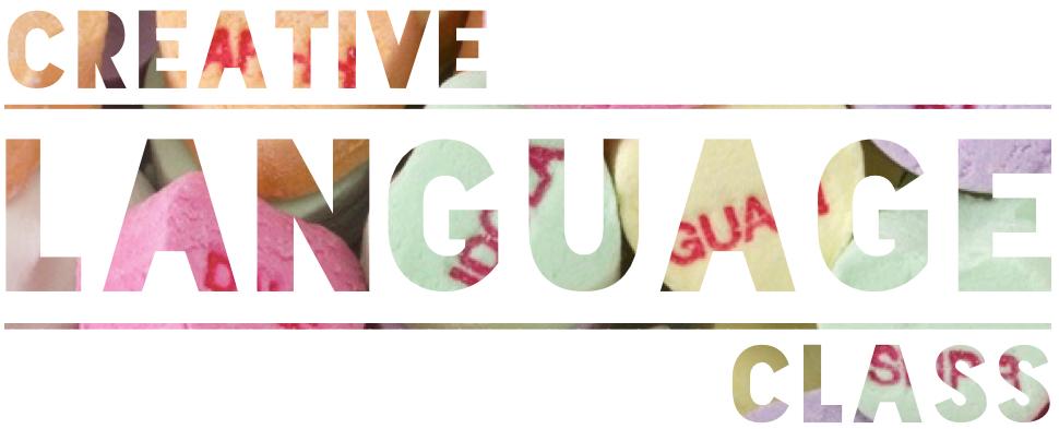 Creative Language Class banner2