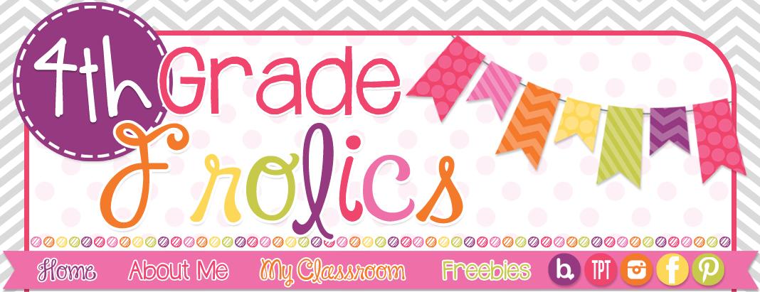 4th Grade Frolics banner