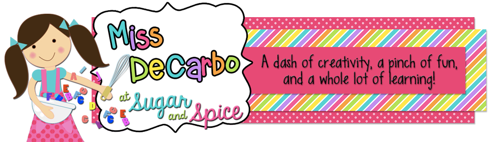 Sugar and spice banner