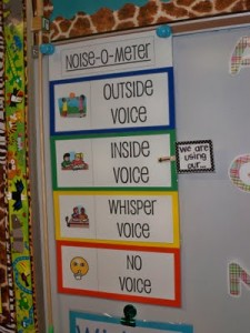 FUN FRIDAY: Outside voice or inside voice?