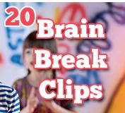 FUN FRIDAY: 20 brain breaks for early grades