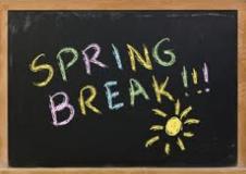 Enjoy Your Break!