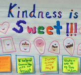 Random acts of classroom kindness