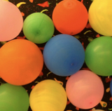 Brain break balloons