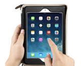 An iPad learning menu